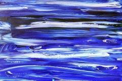 Paweł Kluza - Morze - obraz olejny na płótnie
